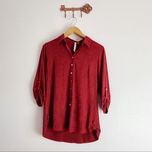 NY Collection Button Down